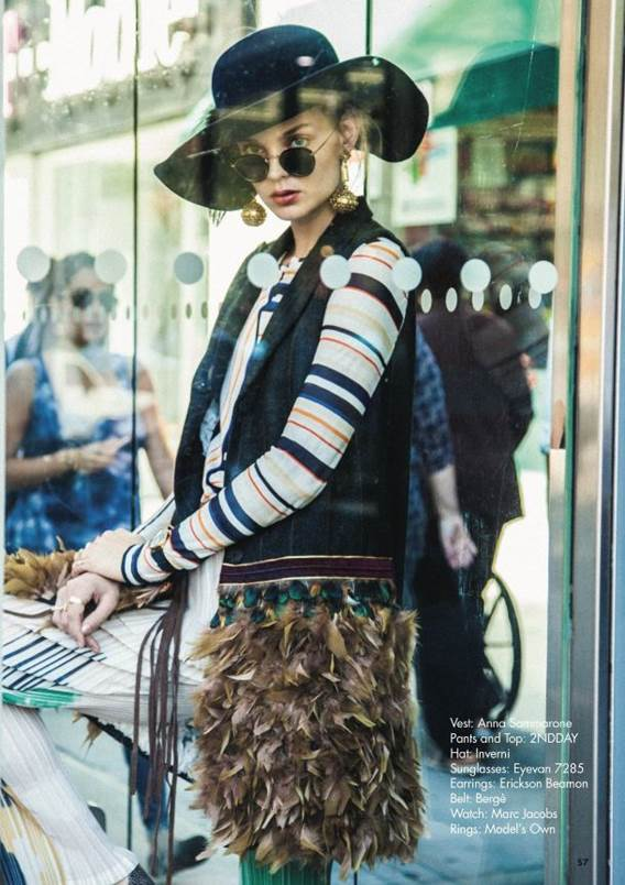 """REAL STYLE NEW YORK """"New York State of Mind"""" Editorial – The Hive ..."""